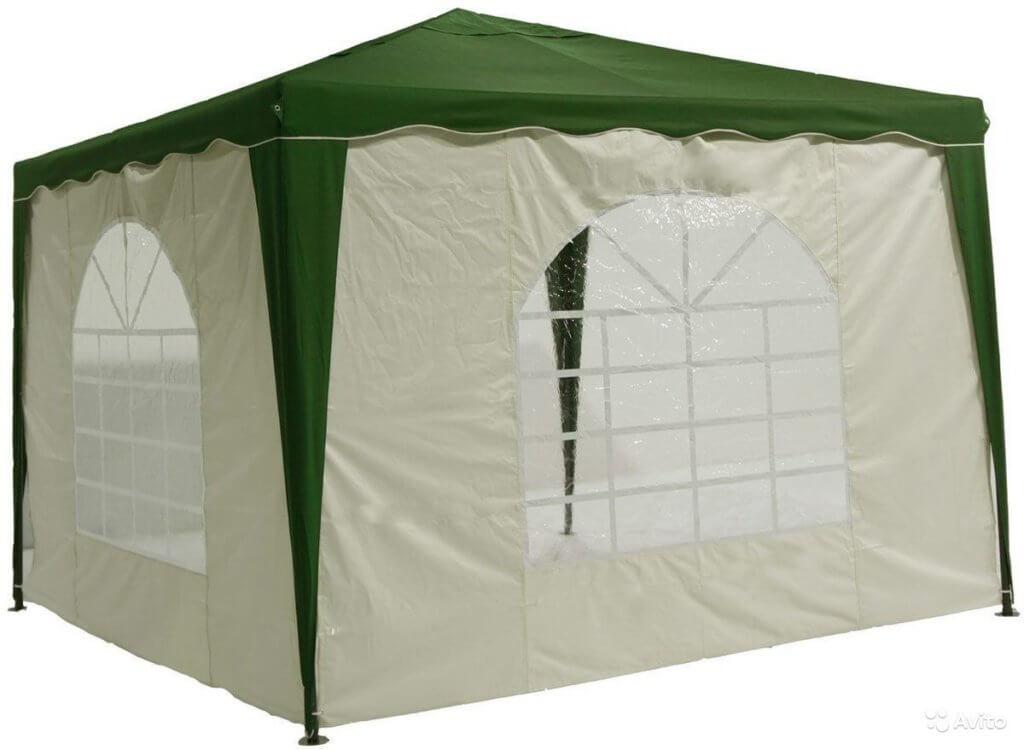 Стенка для шатра своими руками