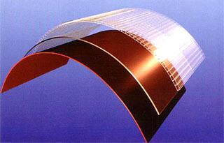 Стандартный поликарбонатный лист