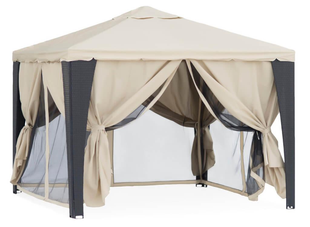 Беседка-шатёр