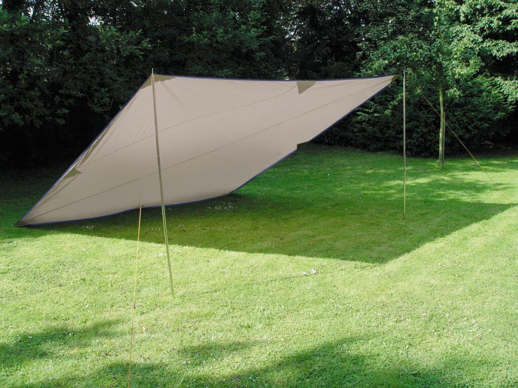 Самодельный шатёр